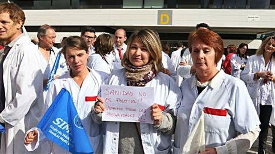 El TSJB declara «nulo»  el decreto del catalán para trabajar en el Servei de Salut