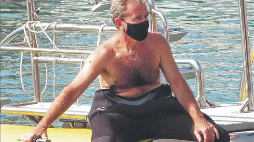 Fernando Simón se va a la playa