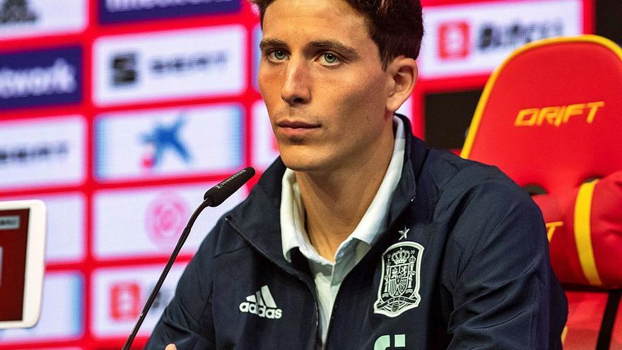 «Solo pienso  en el Villarreal y en ganar la Eurocopa»