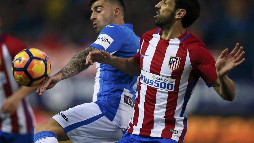 Torres y el Atlético doblegan al Leganés