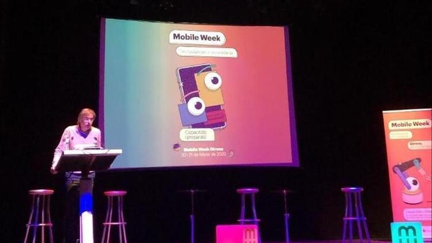 El Mobile Week Girona crearà una borsa de treball entre els professionals que s'inscriguin a les activitats