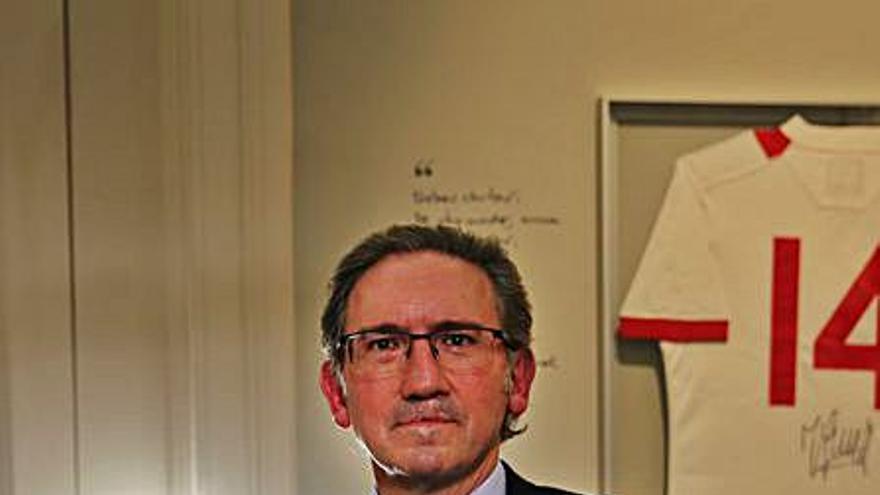 Jaume Giró serà el conseller d'Economia