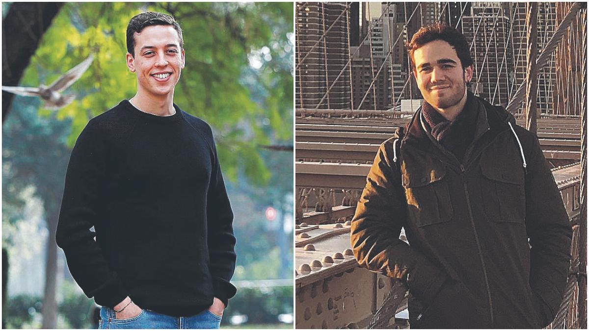 Los estudiantes extraordinarios de la UV con las mejores notas de España