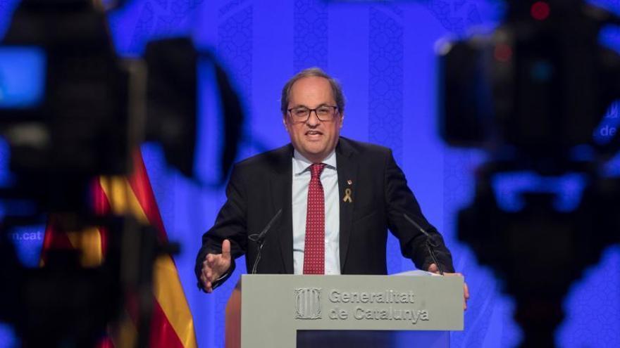"""Torra engega el projecte de la 'Constitució catalana"""""""