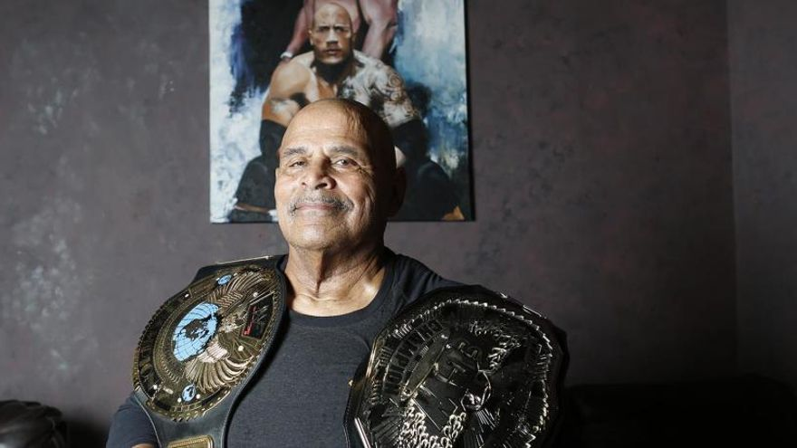 Mor el pare de Dwayne «The Rock» Johnson