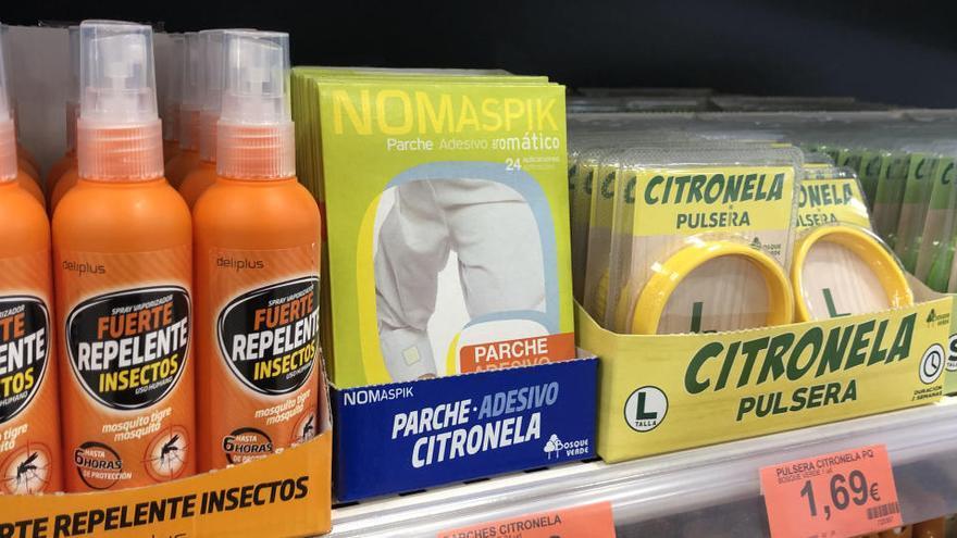 Mercadona aumenta un 90% la venta de antimosquitos con el desconfinamiento