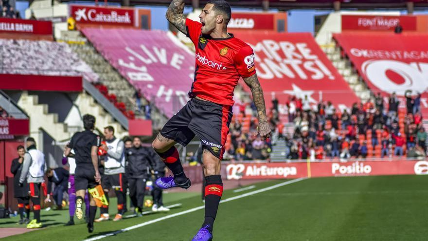Aridai se despide del Real Mallorca