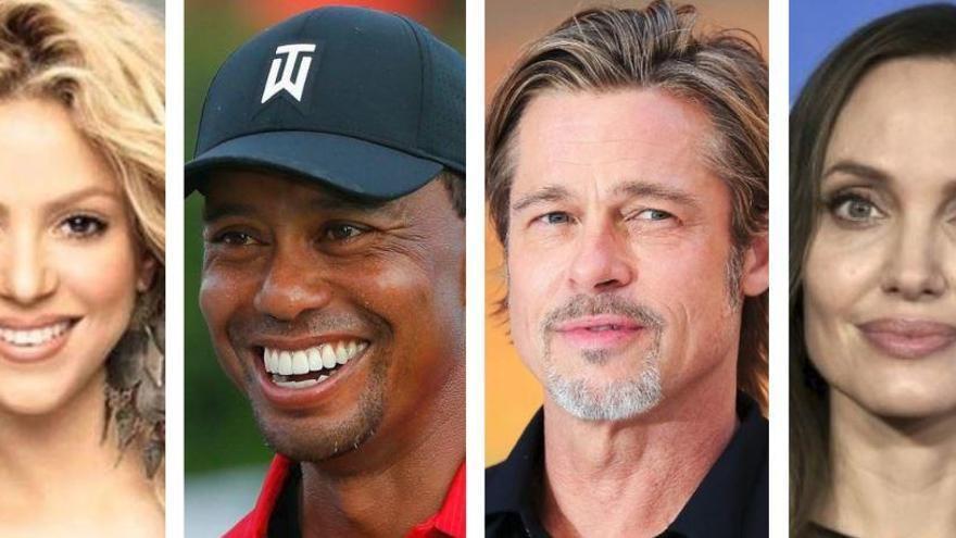 Luxemburg, paradís fiscal: Shakira, Tiger Woods, Angelina Jolie i Brad Pitt, entre les fortunes que se'n beneficien