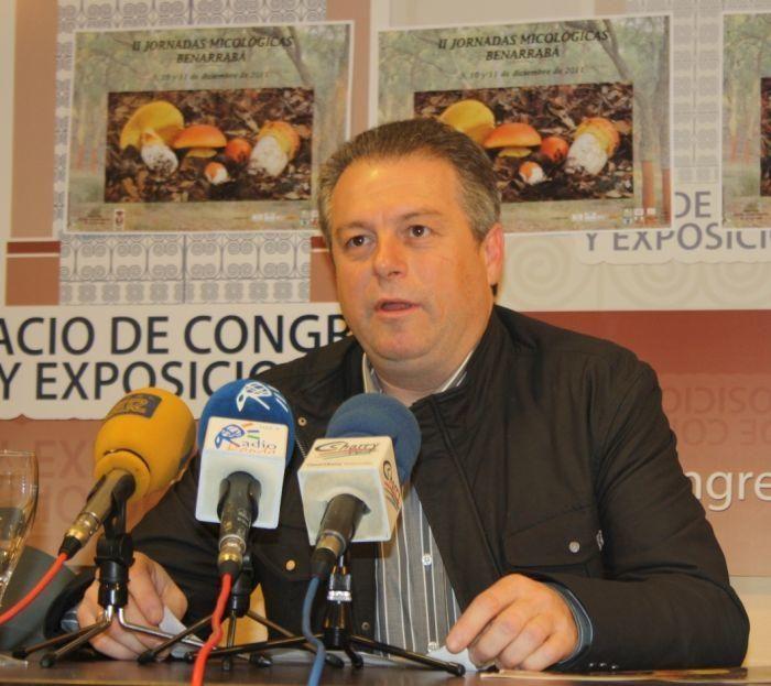 Silvestre Barroso (PP). Benarrabá. 70,09% de los votos