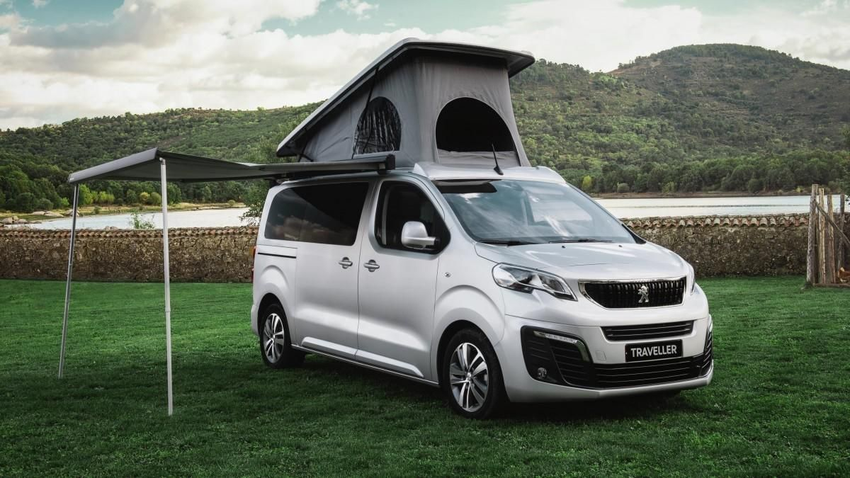 Peugeot presenta su nueva gama camper para disfrutar al máximo de la naturaleza