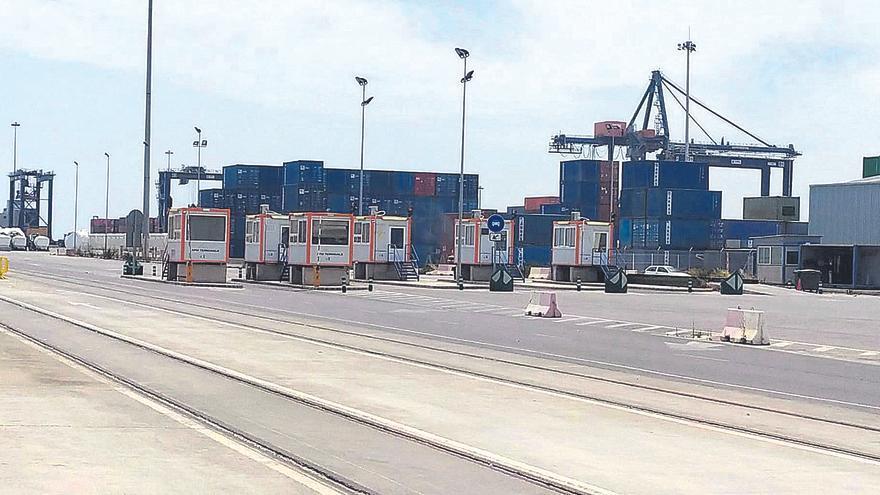 El conflicto del transporte marítimo en Castellón se mantiene enquistado