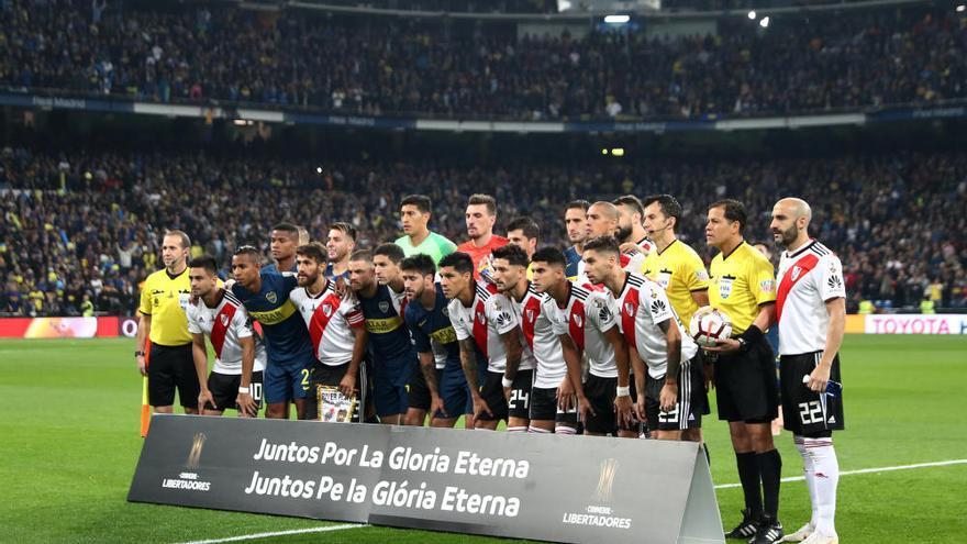 River Plate conquesta la Libertadores a Madrid