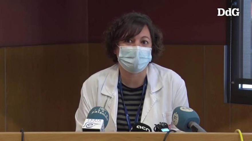 L'hospital de Palamós ha fet més de 22.000 PCRs des del març