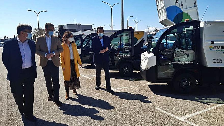 Emaya suma vehículos eléctricos