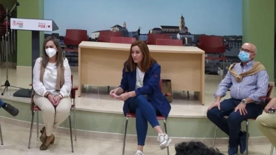 Carmen Campos anuncia que trabajará para que haya una lista de integración en las primarias del PSOE de Córdoba
