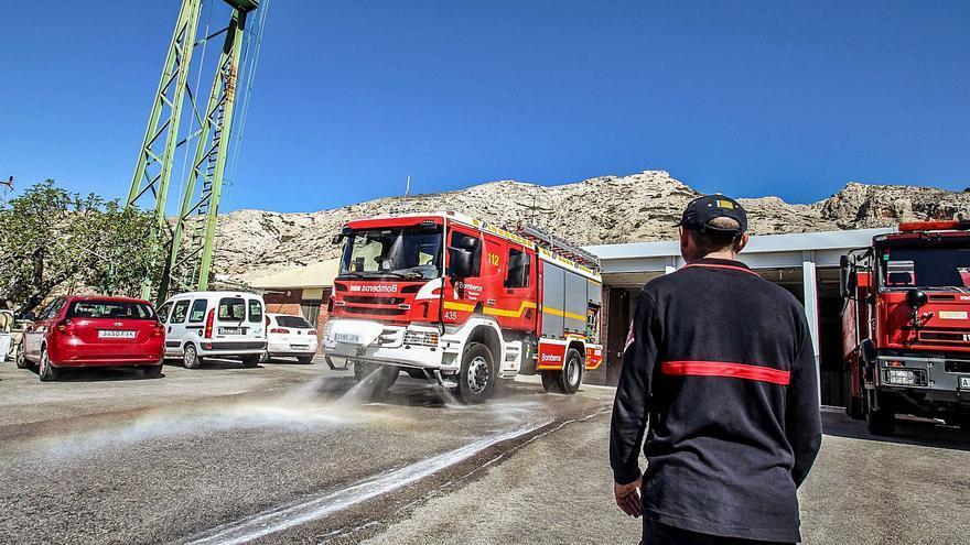 Más de 2 millones para sacar a los bomberos de Villena de El Poblao
