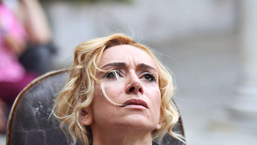 """Lola Eiffel, bailarina: """"Poder subir al escenario es un placer inexplicable, es libertad"""""""