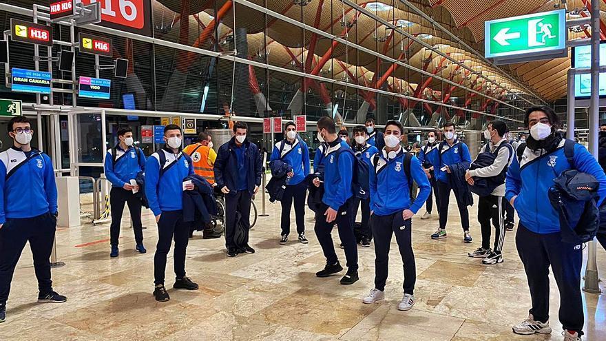 El Bueu pide ampliar las ayudas para viajes tras gastar 10.000 euros para ir a Canarias