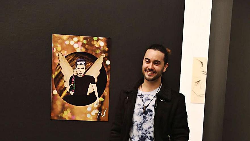 Nacho Izkierdo y el arte de la diversidad