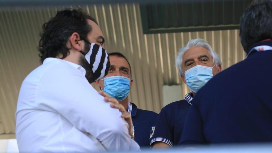 El Zamora CF ofrece a Víctor de Aldama las 267 acciones que no se han adquirido todavía