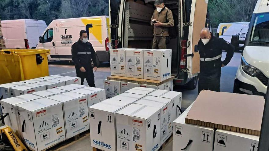 Cataluña tiene lotes de vacunas contra la covid a punto de caducar