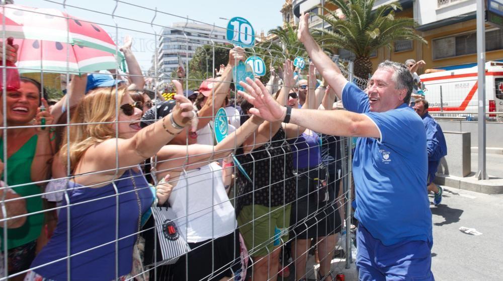 Hogueras 2018: Mascletá de las Hogueras de Alicante de 23 de junio