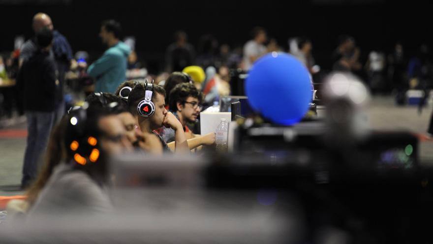 La 'party informática' de Silleda arranca mañana con 425 participantes