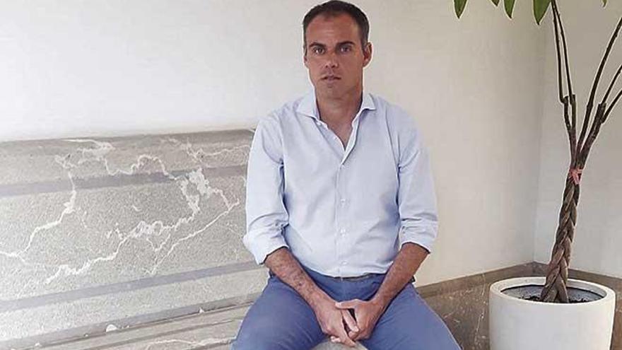"""Martí Torres: """"La crisis sanitaria me ha enseñado a ser más resolutivo  y aplicar el sentido común"""""""