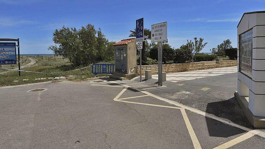 Otra avería del emisario submarino amenaza las playas de Canet y Sagunt