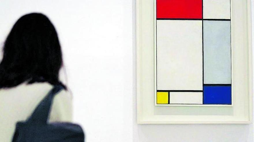 Cita espiritual con Mondrian