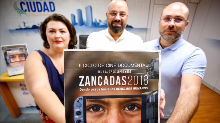 Ciclo de cine sobre derechos humanos