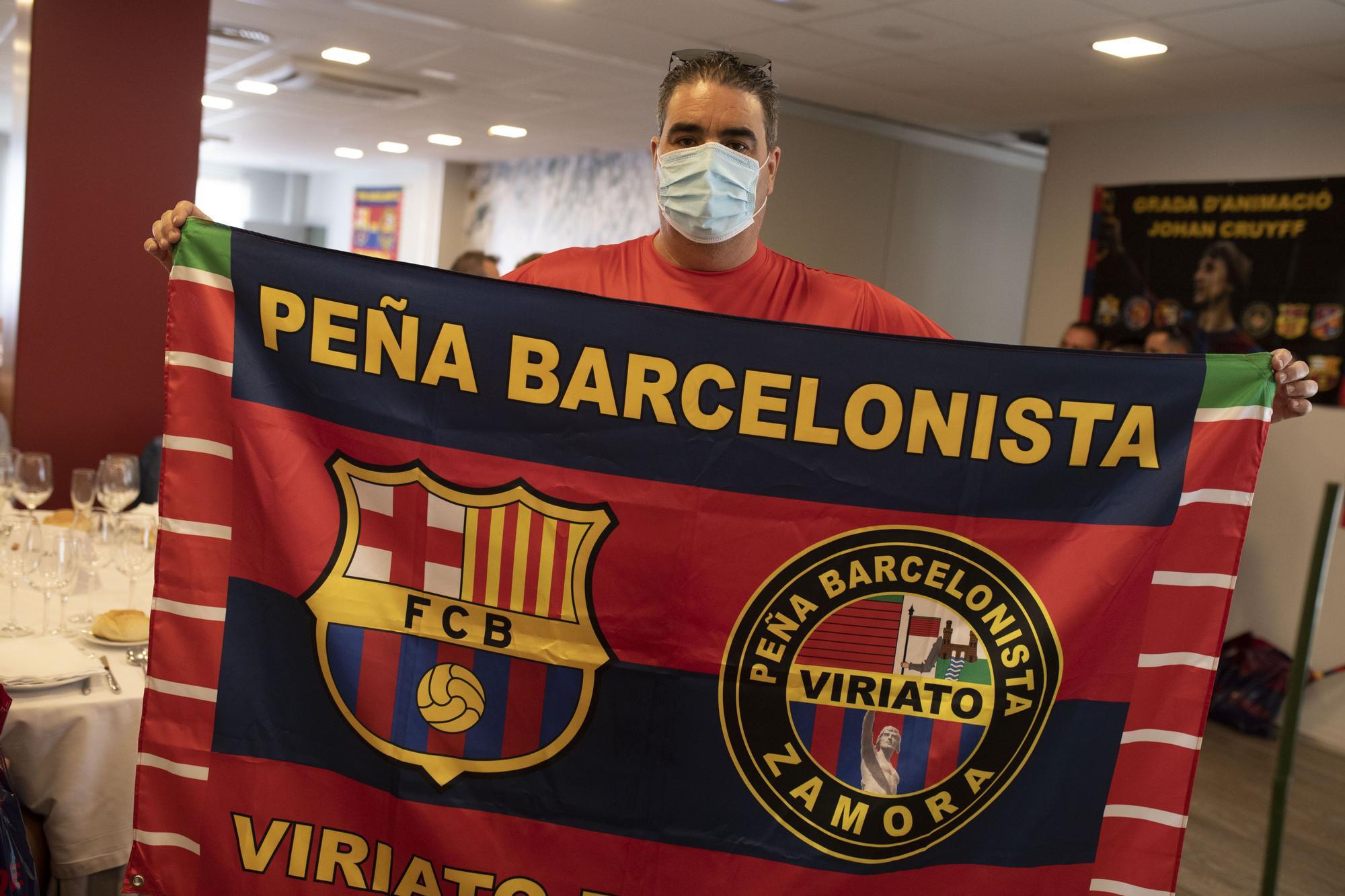 Peña barcelonista Viriato de Zamora
