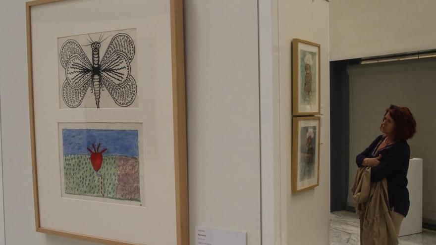 Pintura, dibujo y escultura recogen los avances en salud mental en el Reina Sofía