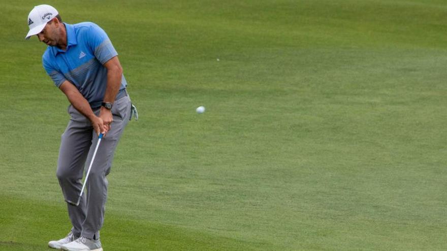 Sergio García sube  11 puntos en el ranking mundial