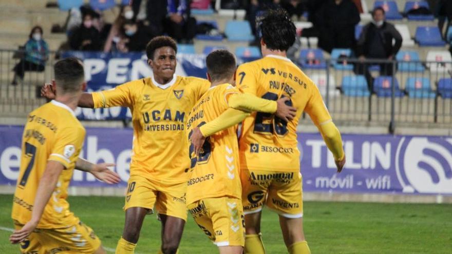 El UCAM Murcia consigue un billete para la Copa del Rey