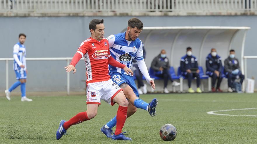 El Estradense vence al Villalbés (0-1)