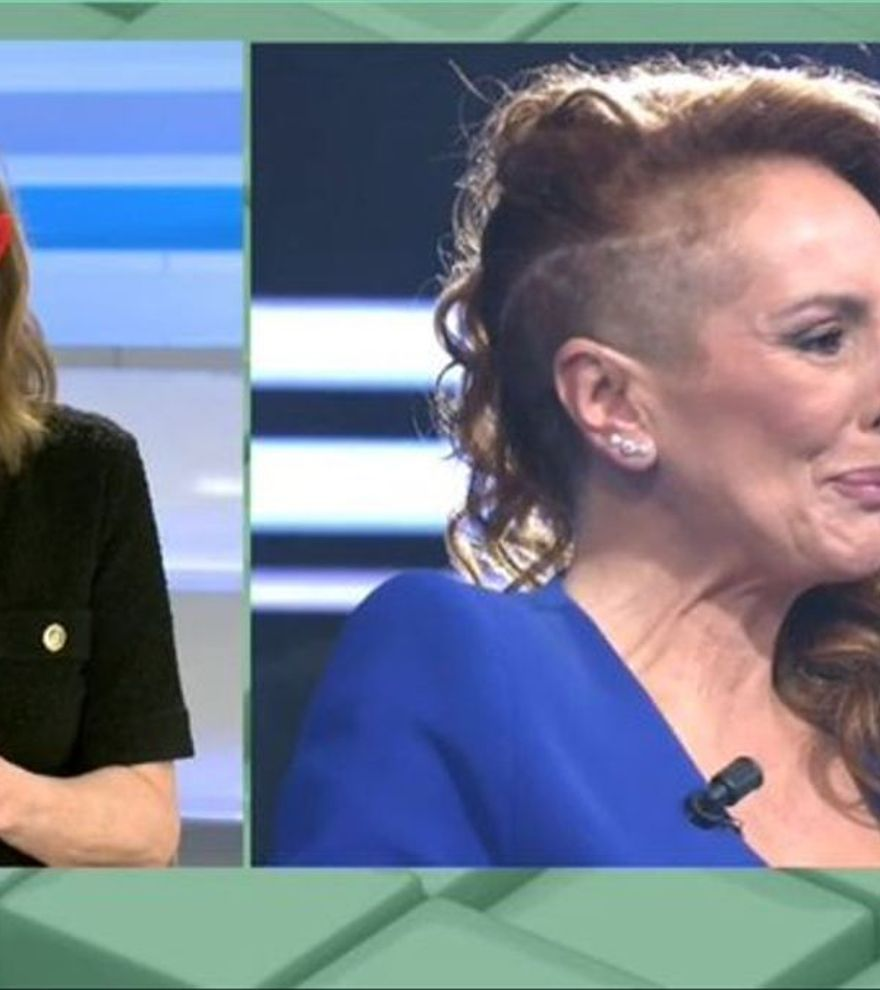 """Ana Rosa critica a Rocío Carrasco: """"No está preparada para hablar con su hija y sí para lanzar el mensaje a tres millones de personas"""""""