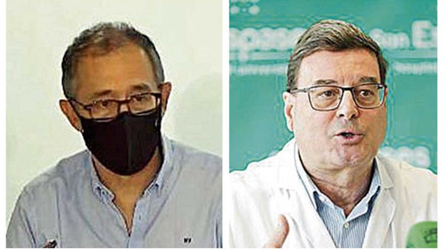 Dos asesores del Govern, partidarios de aumentar las restricciones