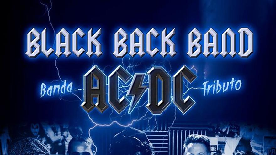 Black Back Band – Tributo a AC/DC