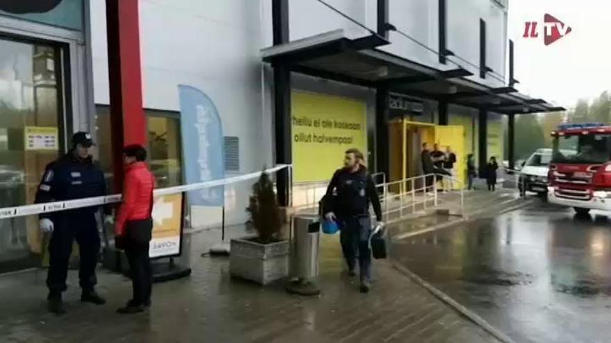 Un muerto y diez heridos en un ataque en un centro educativo en Finlandia