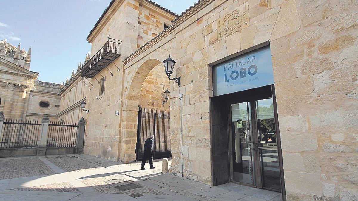 Museo de Baltasar Lobo en su ubicación actual de la Casa de los Gigantes.