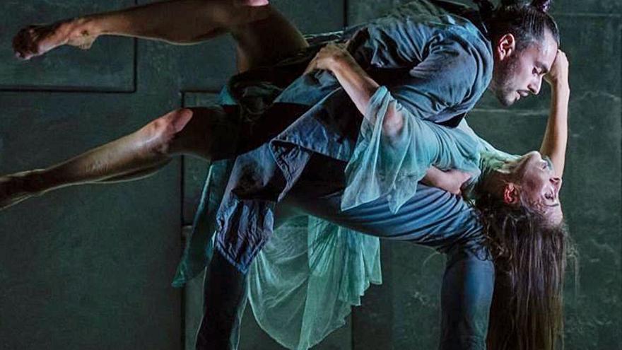 Danza alicantina para la Red Española de Teatros