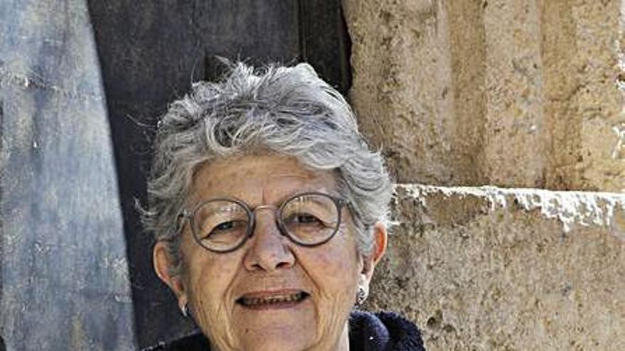 Catalina Cantarellas inaugurará el curso de la Acadèmia de Belles Arts