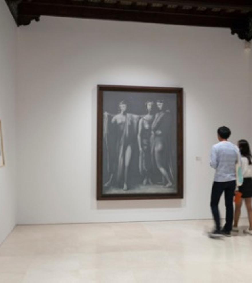 Visita al Museo Picasso Málaga