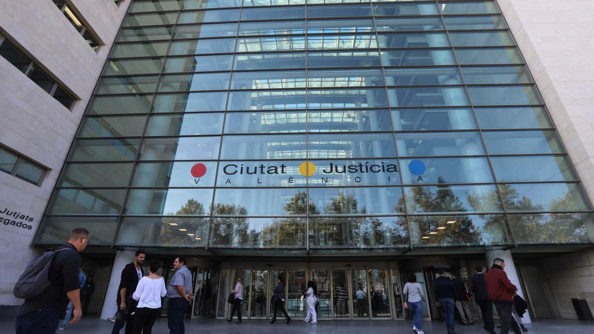 Ciudad de la Justicia de Valencia