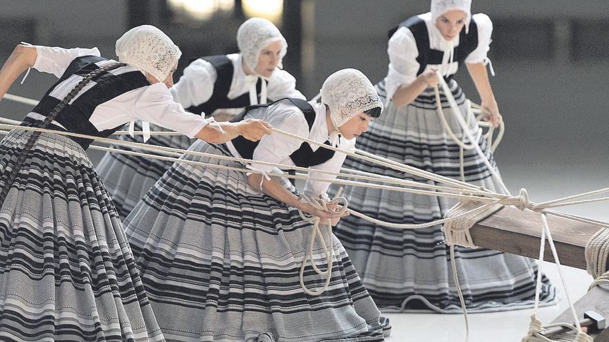 Morau busca en Sagunt la catarsis a través de la danza con «Sonoma»