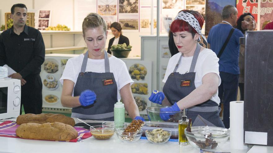 Xixona y el turrón serán protagonistas en Alicante Gastronómica 2021