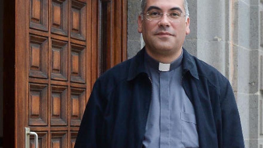 Juan Carlos Arencibia, nuevo rector del Seminario de Canarias