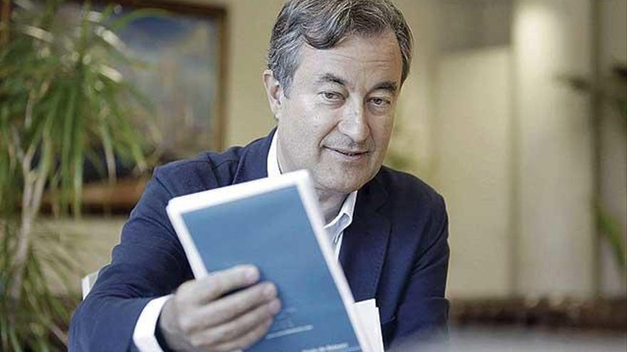 Los socios de Armengol le piden que aparte a Joan Gual de Torrella de la Autoridad Portuaria