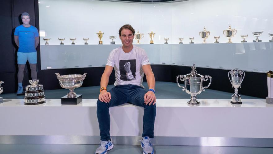 Nadal es reconocido como campeón del mundo por la ITF en 2019